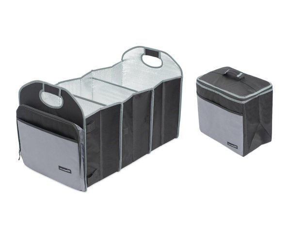 Internet's Best Trunk Storage Organizer with Removable Cooler