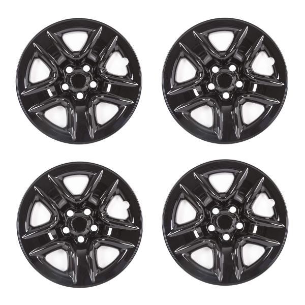 2006-2012 Toyota RAV4 Wheel Skins Hub Caps Full Rim