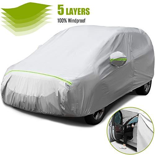 Favoto Car Cover SUV Cover Universal