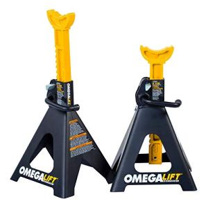 Omega Lift Heavy Duty 6 Ton Jack Stands Pair