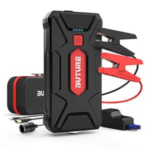 BUTURE Car Jump Starter, 1600A Peak 20000mAh Portable Car