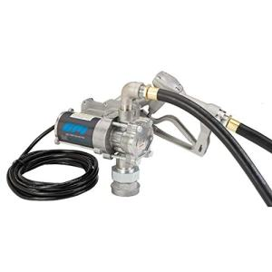 Fuel Transfer Pump, Manual Shut-Off Nozzle