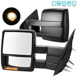 AUTOSAVER88 Towing Mirrors Compatible