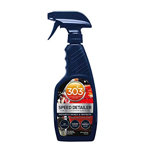 Automotive Speed Detailer - For All Exterior Surfaces