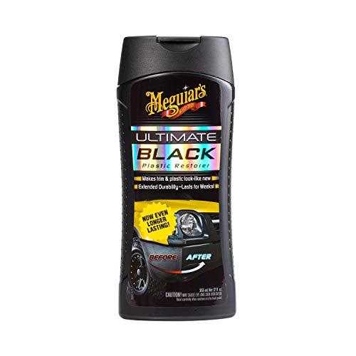 MEGUIAR'S Plastic Restorer Black 12 oz.