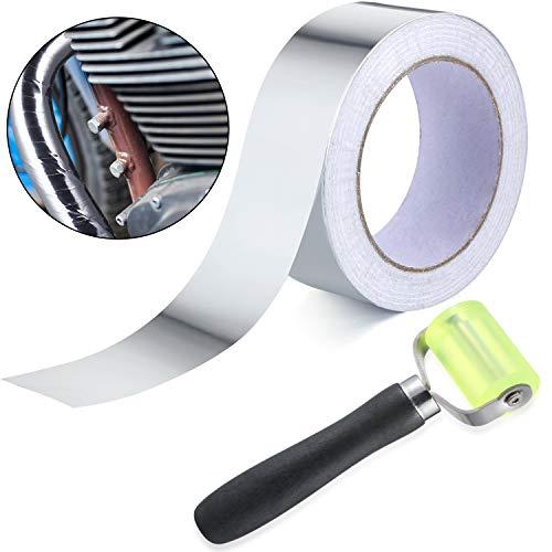 Car Sound Insulation Aluminum Foil Tape Finishing Sealing Tape