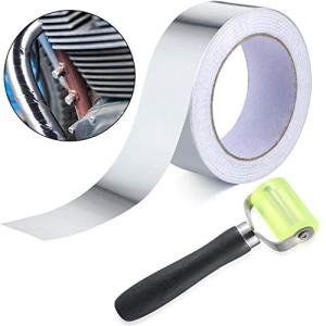Car Sound Insulation Aluminum Foil Tape Finishing Sealing Tape