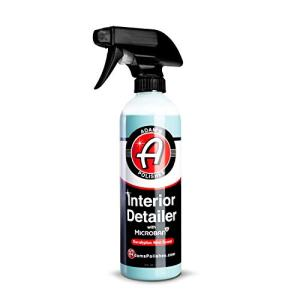 Adam's Microban Interior Detailer (16oz, Original)
