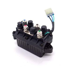 GSKMOTOR Universal ATV Winch Solenoid Switch