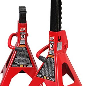 BIG RED Torin Steel Jack Stands