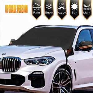 YIHUNION Car Windshield Snow Cover