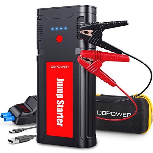 DBPOWER Car Battery Jump Starter 2500A 21800mAh