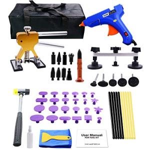 WUPP Paintless Car Dent Repair Tools, 59 pcs