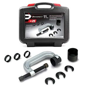 Powerbuilt Kit 25 Upper Control Arm Bushing Service Tool Set