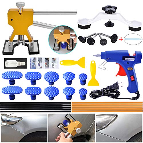 Car Hail Damage and Door Dings Auto Paintless Dent Repair Kits