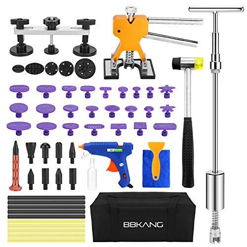 BBKANG Paintless Dent Repair Remover Removal Tool Kit
