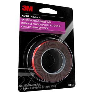3M Auto Exterior Attachment Tape
