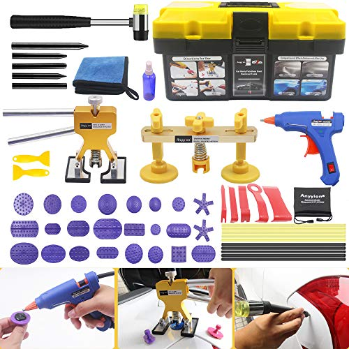 Anyyion Paintless Dent Repair Kits - 54pcs