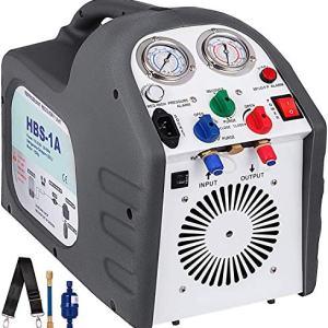 VEVOR Refrigerant Recovery Machine 1/2HP AC