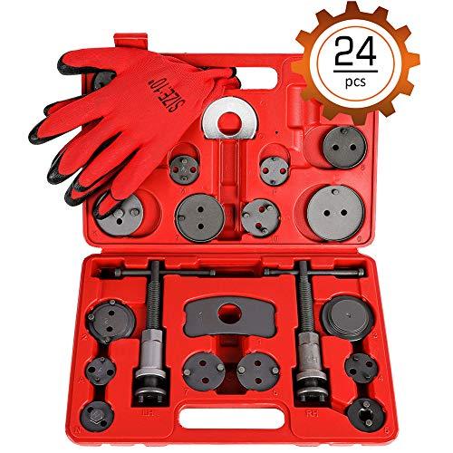 Heavy Duty Disc Brake Piston Caliper Compressor