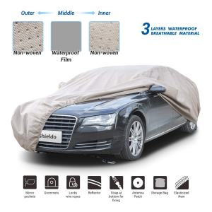 Shieldo Thick Shell Car Cover Waterproof