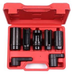 SCITOO 7pcs O2 Oxygen Sensor Oil Pressure