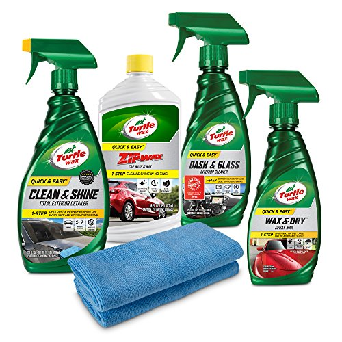 Turtle Wax Quick & Easy Complete Car Kit