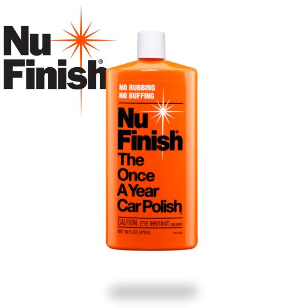 Liquid Car Polish Nu-Finish NF-76