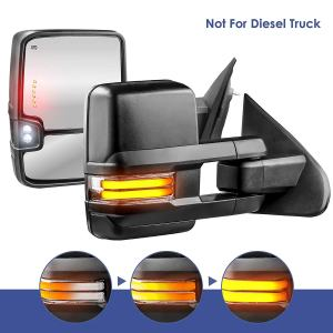 MOSTPLUS Power Heated Towing Mirrors
