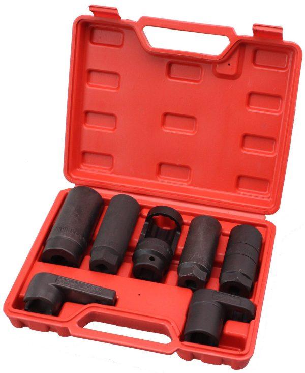 Oxygen Sensor Socket Set 7PC Socket Set