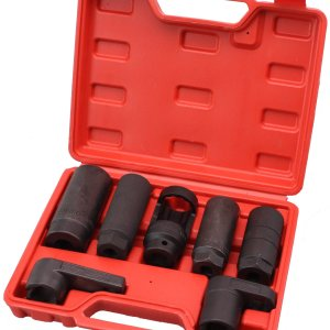 Oxygen Sensor Socket Set 7PC Socket Set