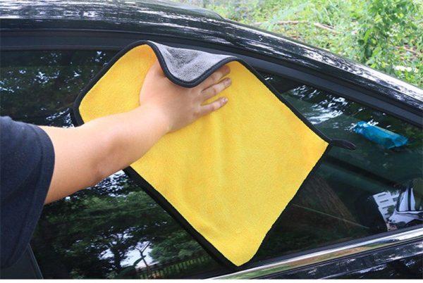 Microfiber Car Wash Towel Car Cleaning Cloth