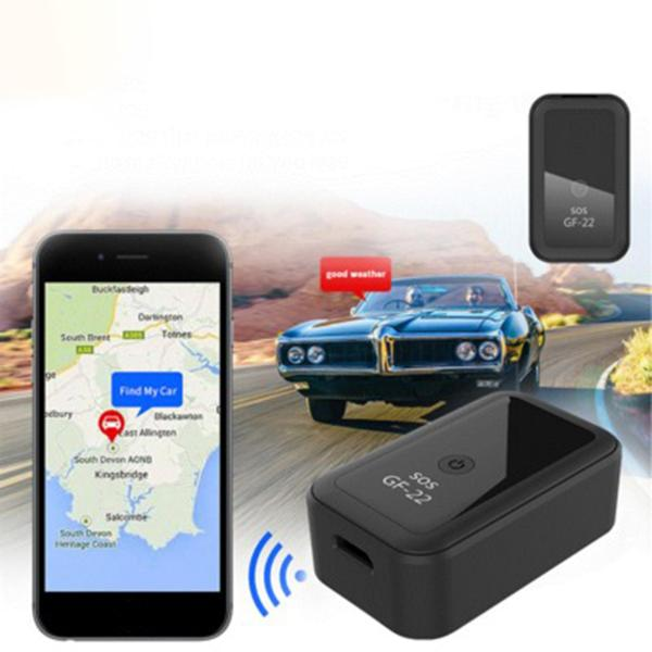 Mini Car Tracking Anti-theft Device Wireless Smart Real-time