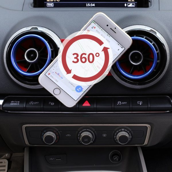 Audi A3 S3 2014-19 Holder For Phone in Car Air Vent