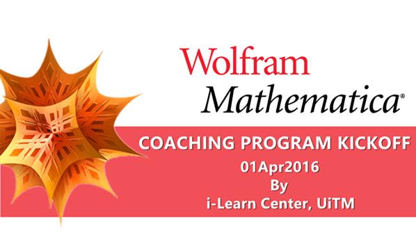 Coaching Program Kickoff