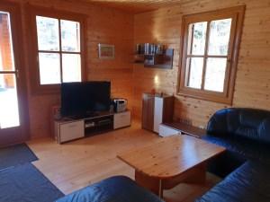 Fernseh Couchbereich unteres Stockwerk