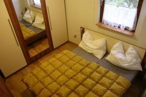 Kuschelnest Schlafzimmer