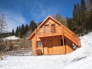Ferienhaus Karawakkenpanorama 1 Winter