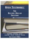 Open Textbooks Student PIRGs