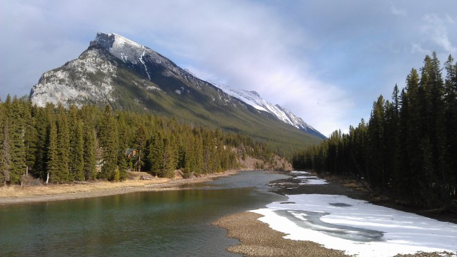 Banff, Canada. CC BY B.de los Arcos