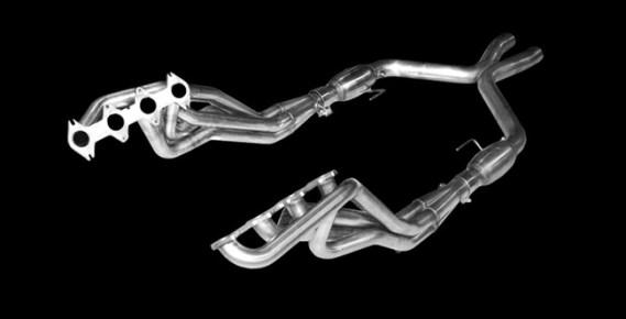 2005-2010  MUSTANG GT American Racing Headers System