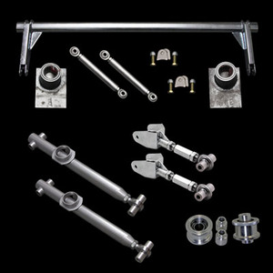 99-04 Ford Mustang UPR Pro Series Chrome Moly Rear Suspension Kit