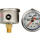 Liquid Filled Fuel Pressure Gauge – Fuel Injection