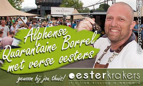 Alphense Quarantaine Borrel
