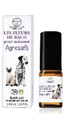 ELIXIRS & CO : Fleurs de Bach pour animaux agressif