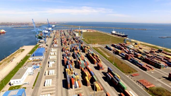 Growth of container traffic in the Romanian maritime ports - Österreichische Verkehrszeitung