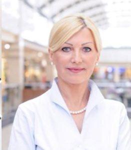 Kosmetikerin Vesna Miletic