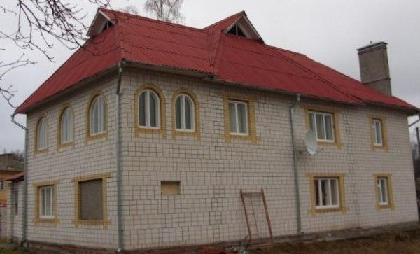 Виды крыш домов по конструкции: фото и названия