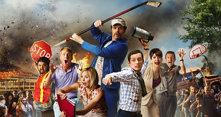 Cooties is a indie zombie flick that won't give you the lurgy