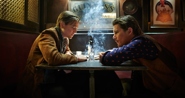 Predestination is a slick, hermetically-sealed sci-fi treat